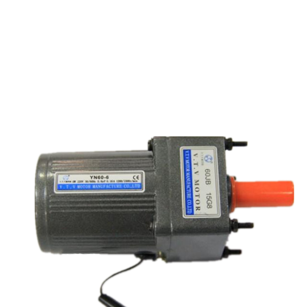 Yn60 6 Ac Small Gear Motor 220v 50hz 6w