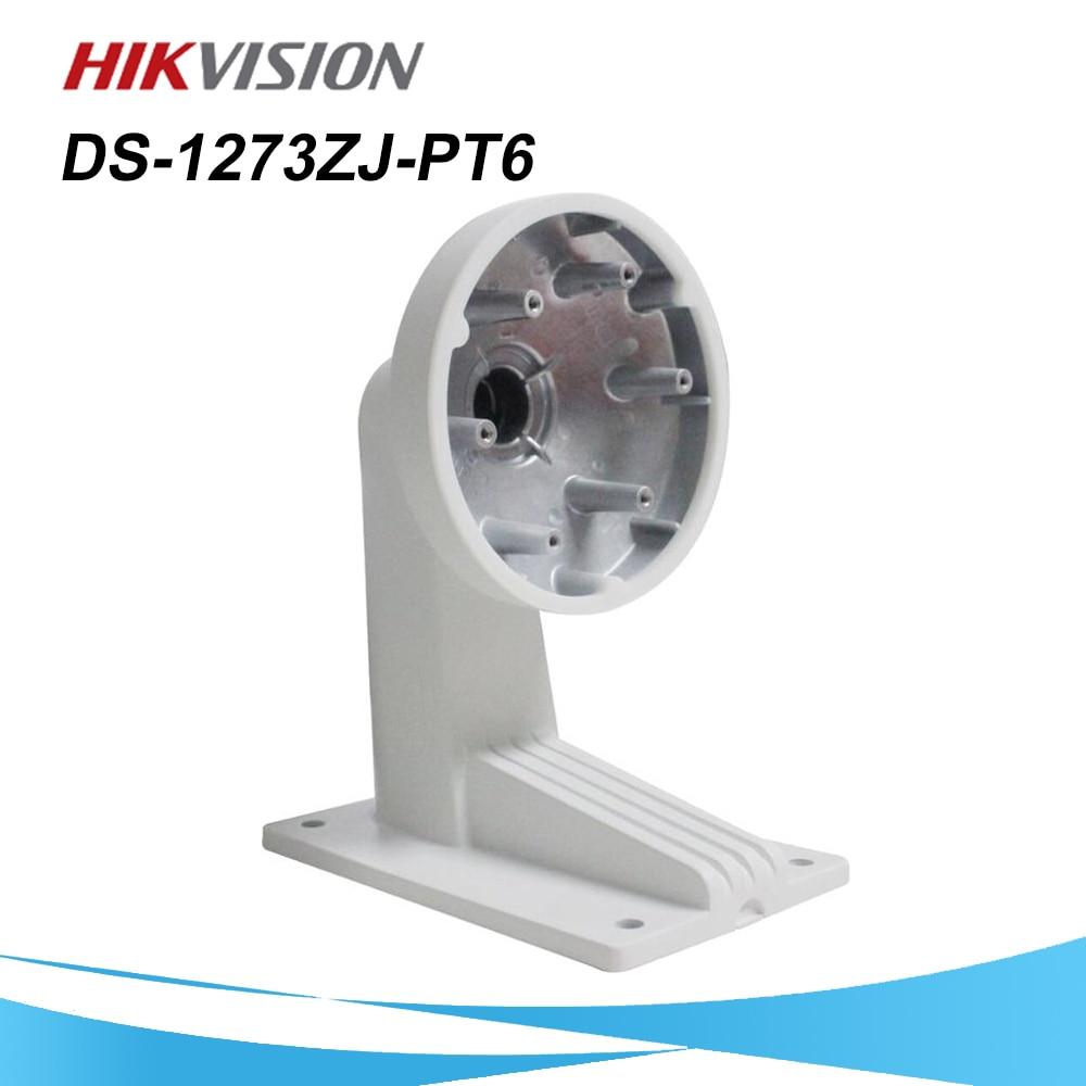 Hikvision DS-1273ZJ-PT6 Outdoor Wall Mount Bracket for PTZ Camera DS-2DE3304W-DE