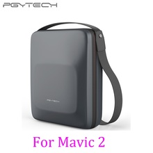 PGYTECH Bolso de hombro portátil resistente al agua para Dron DJI Mavic 2 Pro /Zoom, caja de transporte, accesorios, PU