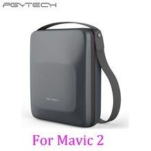 Водонепроницаемая портативная Наплечная Сумка PGYTECH из ПУ, коробка для хранения, сумка для DJI Mavic 2 Pro /Zoom Drone, чехол для переноски, аксессуары