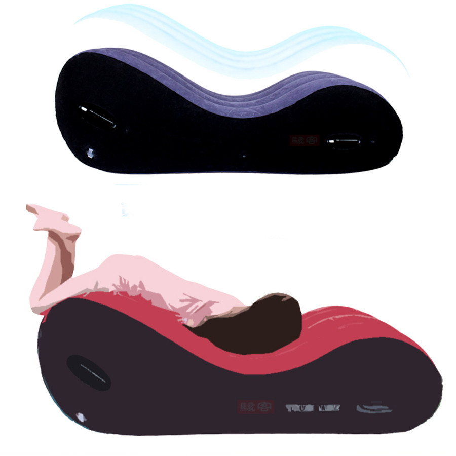 Inflatable Sex Sofa Modern Inflatable Air Sofa For Adult Couple Love Game Chair Beach Garden Outdoor Furniture Foldable