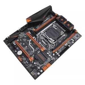 Image 3 - HUANANZHI X99 kit combinato scheda madre XEON E5 2620 V3 2*8G DDR4 2666 NON ECC memoria NVME USB3.0 ATX