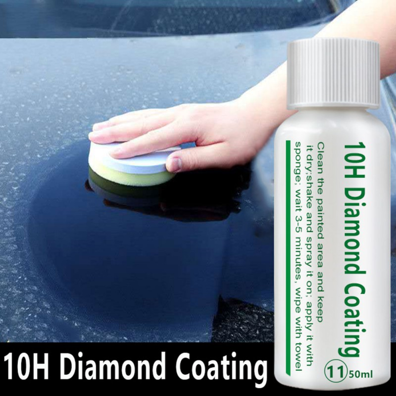 Hydrophobic Glass Coating Ceramic Automotive Coating Car Kit Diamond Hydrophobic Glass Coating Polish