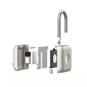 Image 5 - Xiaomi Uodi Smart Fingerprint Padlock Kitty USB Waterproof Electronic Fingerprint Lock Home Anti theft Luggage Case Safety