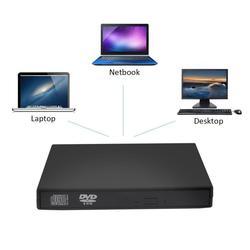 1MB USB DVD dysk zewnętrzny CD VCD odtwarzacz DVD napęd optyczny pisarz na PC komputer stacjonarny pisarz CD-RW palniki pisarz czytnik dvd