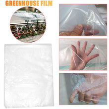 Tents-Tunnel Greenhouse-Cover Hothouse Garden Foil Plastic Metal-Frame-Protector Roof-Panel