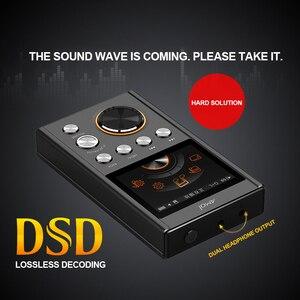 Image 5 - 新ハイファイロスレス音楽プレーヤープロ DSD64 フォーマットのデコード音楽プレイヤーオーディオファン Flac ウォークマンポータブルミニ MP3 128 グラム TF