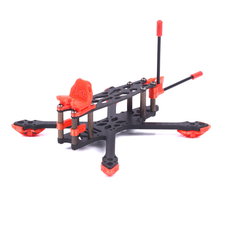 1Set Skystars Starlord 145 X3 Rack Support 20-<font><b>35A</b></font> <font><b>ESC</b></font>/3040 3045 Prop/3S 4S Battery/F3 F7 FC/1303 1408 1506 Motor Accessories image