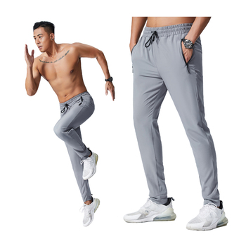 Men Jogging Pants Running 2020 Men Sport Long Gym Leggings  Quick Dry Workout Trousers With Pocket Training Soccer Pants vb running pants men with pockets football soccer training gym pants jogging fitness workout sport trousers