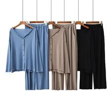 Cotton Material  Plus Size Pajamas Women Home Clothes 1187
