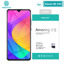 Для Xiaomi Mi 9 Lite закаленное стекло Nillkin H + Pro 0,2 мм 2.5D Защитное для экрана стекло для Xiaomi CC9 CC9E CC 9E Mi9 Mi 9 Lite