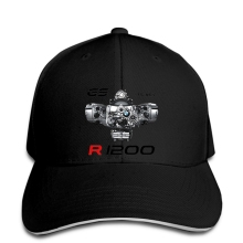 Baseball Cap Casual Cool Germany Motorcycle R1200 GS Motorbike Adventure Boxer E