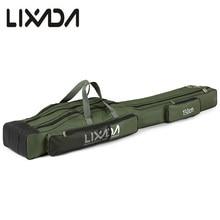 Reel-Bag Fishing-Bag Carrier Lixada 130/150cm-Bag Rod for Gear-Tool Folding Portable