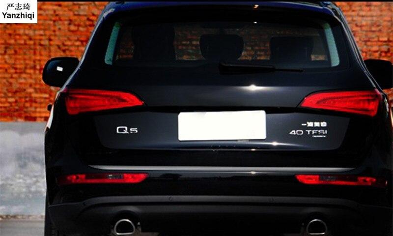 Отделка корпуса из нержавеющей стали для Audi Q5 Крышка для пароварки 2009 2010 2011 2012 2013 2014
