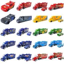 Модели автомобилей Литые Disney Pixar «Тачки 2 3», игрушки Молния Маккуин, Джексон шторм, Мак, дядюшка, 1:55, подарок для детей