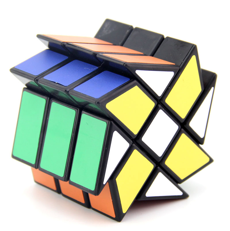 Yongjun New Style Hot Wheels Abnormity Cube Profession Special Shape Educational Toy RUBIK'S CUBE
