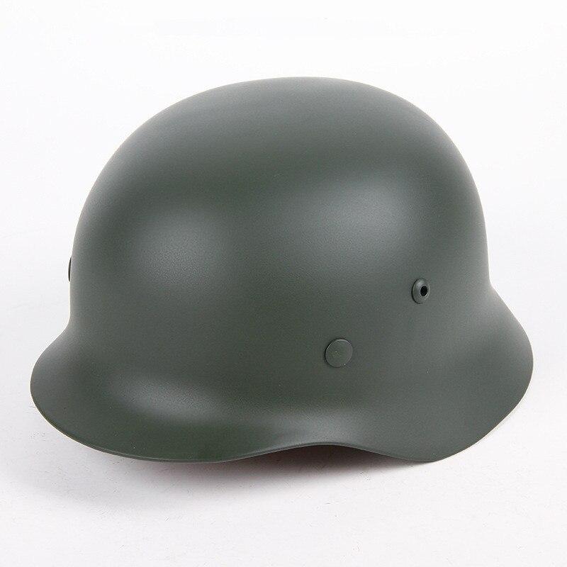 Army Outdoor Activities M35 Helmet Safety Helmet WW2 World War 2 German War Steel Helmets Steel Helmet