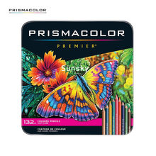 132 150 prismacolor premier núcleo macio lápis coloridos, prismacolor profissional lápis de cor lápis de esboço