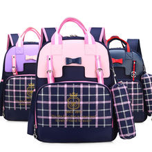 Детские школьные ранцы для девочек 2020 Детский рюкзак водонепроницаемый