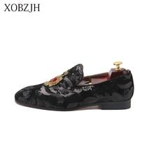 Italian Men Shoes 2019 Men Luxury Leather Loafers Summer Wedding  Prom Formal Dress Loafers High Quality Slip On Big Size Shoes цена в Москве и Питере