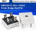 2 шт. KBPC5010 50A 1000 В диодный мост выпрямителя kbpc5010