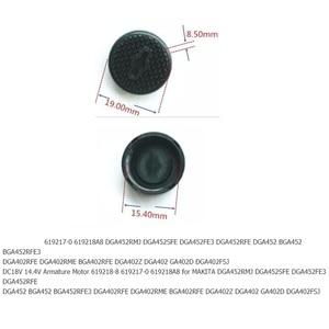 Image 5 - Porte brosse + bouchons + couvercle + brosses + Armature pour MAKITA CB430 BGA450 BGA452 DGA452 DGA452RMJ DGA452SFE DGA452FE3 DGA452RFE Promotion