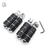 ACZ For Honda VLX400 VLX600 Steed 400 600 VLX All Year Motorcycle Front & Rear Footrests Foot pegs