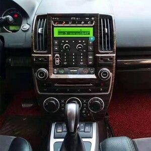 Chogath Автомобильный мультимедийный плеер android 7,1 Автомобильный gps навигатор 10,4 дюймов 2 + 32G Tesla экран для Land Rover Freelander 2 2007-2015