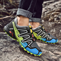 2020 Autumn And Winter New Style Men's Shoes Solomon Outdoor Shoes Hiking Shoes Sports Footwear Function Shoes