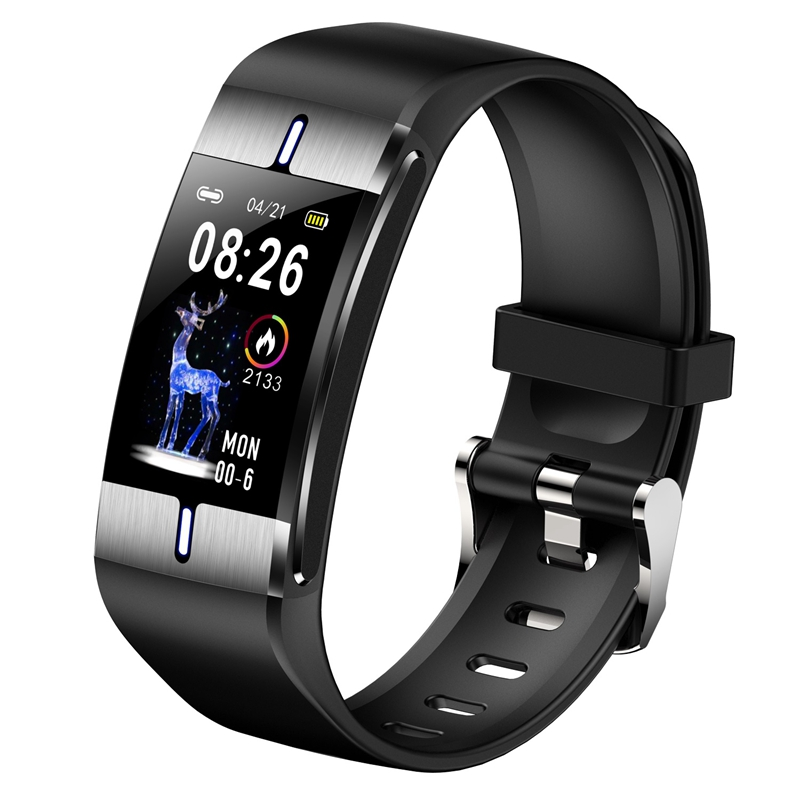 Smart Watch Body Fat Heart Rate Blood Pressure Monitor Weather Forecast Sport Wristband Fitness Bracelet For Android IOS