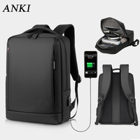 Men Backpack USB Charging for Macbook air Pro 13 15 Laptop Bag for Lenovo hp Dell 14 15.6 inch outdoor Backpacks travel Bags