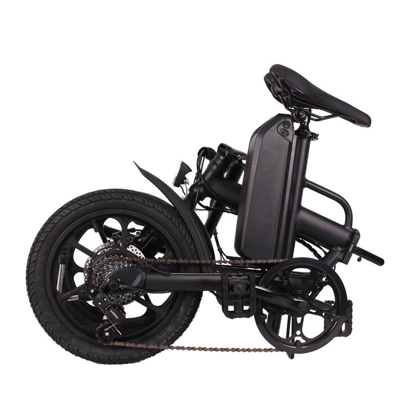 CMS bike f16 plus 16 inch foldable e bike 4