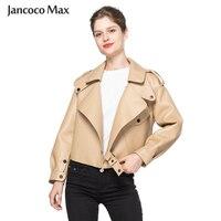 Vestes en cuir en peau de mouton véritable pour femme vestes de mode en cuir véritable de qualité supérieure nouveauté pour femme S7547