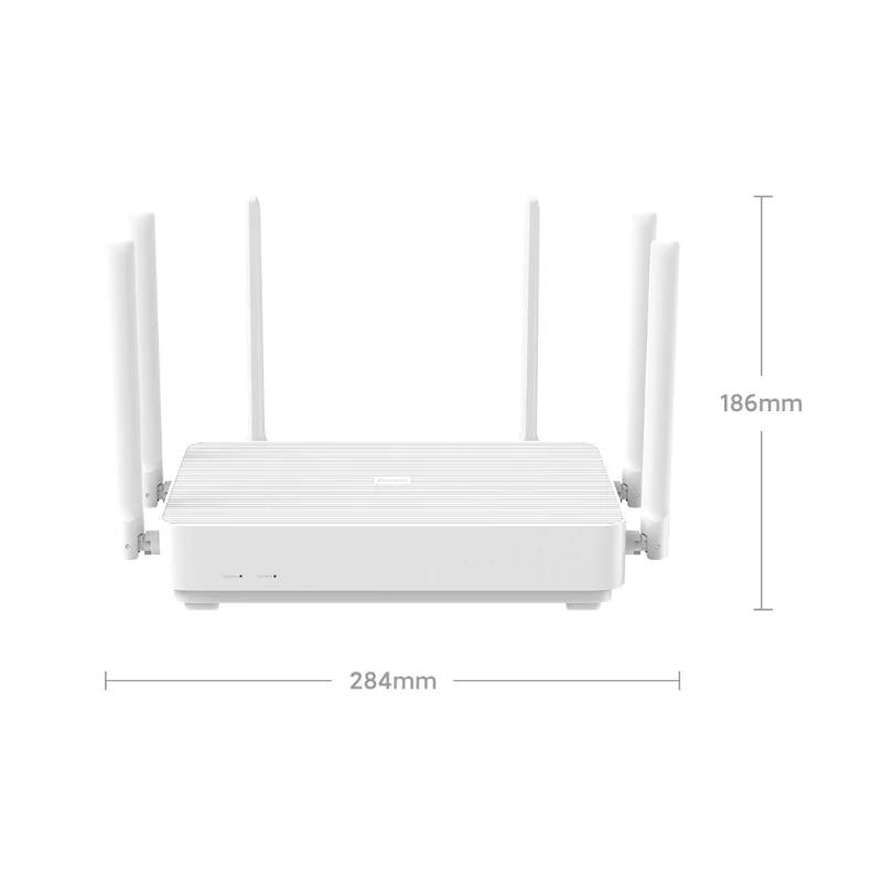 NEW Xiaomi Redmi Router AX6 WiFi 6 6-Core 512M Memory Mesh Home IoT 6 Signal Amplifier 2.4G 5GHz Both 2 Dual-Band OFDMA (8)