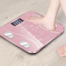 Hot Sales!!! Accurate Smart Digital Display Bathroom Muscle Water Mass Weight Floor Scale