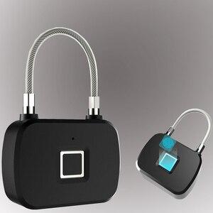 Image 1 - Serrure biométrique intelligente Anti vol
