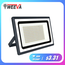 Reflektory LED zewnętrzny projektor oświetleniowy reflektor kinkiet 220V ogród kwadratowy LED światło halogenowe 10W 20W 30W 50W 100W reflektor
