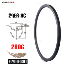 Carbon-Rim-24h Wheelset Mountain-Bike Cross-Country 29er 28H 32H for XC 270g Only Flyweight