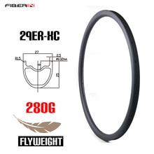 Flyweight 270 グラムのみ 29er MTB ホイールカーボンリム 24H 28H 32H Xc クロスカントリーマウンテンバイクバイクホイールセット