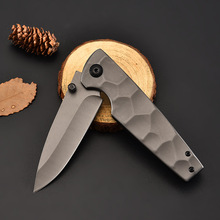 Pocket Knife Cutting-Tools Folding Defensive Survival Outdoor 200mm Function