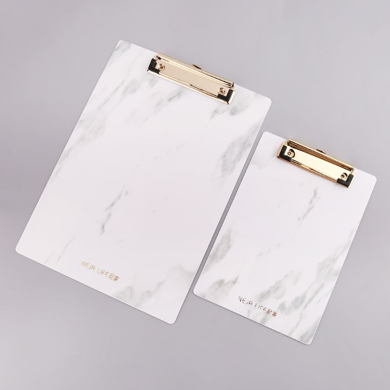 A4/A5 Clipboard Writing Pad File Folders Document Holder School Office Stationery Supply LX9A