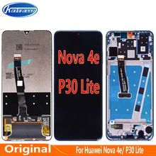Original Screen For Huawei P30 Lite LCD Display Touch Screen Digitizer Replacement MAR-LX1M MAR-L01A MAR-L21A MAR-LX1A Display
