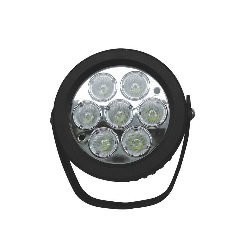 Sales Engineering Industrial And Mining Equipment 70 W LED Work Light Car The Searchlight Suvs To Shoot The Light