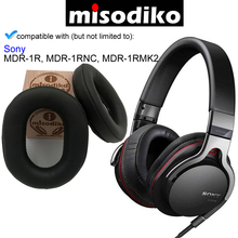 misodiko Replacement Ear Pads Cushion Kit   for Sony MDR 1R, MDR 1RBT, MDR 1RNC, MDR 1RMK2, Headphones Repair Parts Earpads