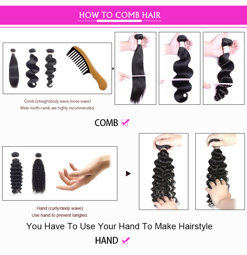 2How To Comb Hair??1