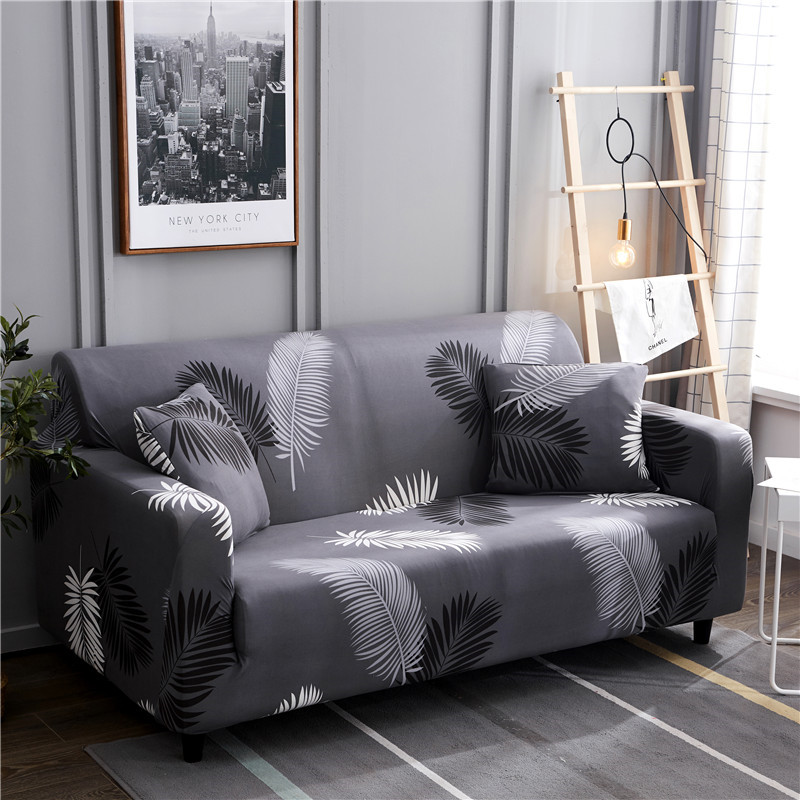 Elastic Stretchable Sofa Covers for Single to 4 Seated Sectional Sofas in Living Room 4