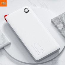Portable Xiaomi Benks Power Bank 18W 20000mAh Quick Charge Fast Charging Powerbank USB Charger Power Bank for Mobile Phone topk power bank 20000mah portable battery charger quick charge pd 3 0 for iphone xiaomi samsung mobile phone