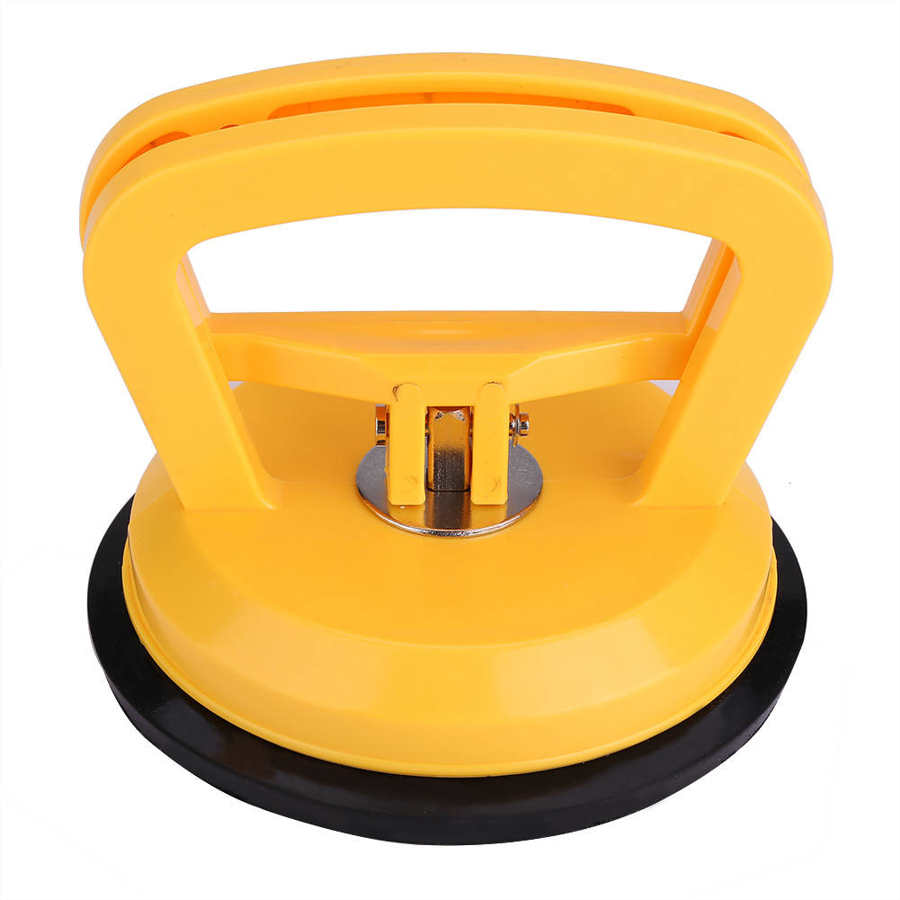 Large Suction Cup Glass Lifter Carrying Pad 35Kg Single Dent Puller Repair