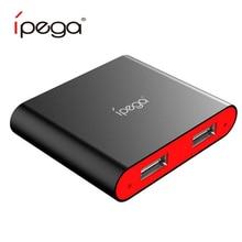 Ipega PG9116 PG 9116 บลูทูธคีย์บอร์ดและเมาส์ Converter สำหรับ Android Game Controller จอยสติ๊ก Pubg Mobile เกม FPS