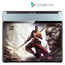 10 pouces tablette Octa Core 1.5 go RAM 32 go ROM Android 9.0 WiFi 1920*1200 IPS 2.5D verre 4G LTE tablettes 10.1 Google play(China)